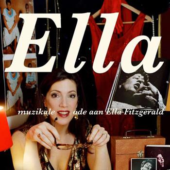 Mirjam van Dam in de voorstelling ELLA